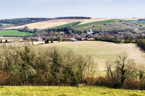 South Downs, Hampshire