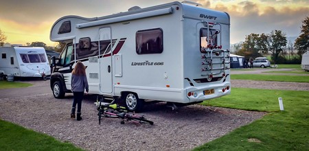 The Freedom To Go...in a Motorhome
