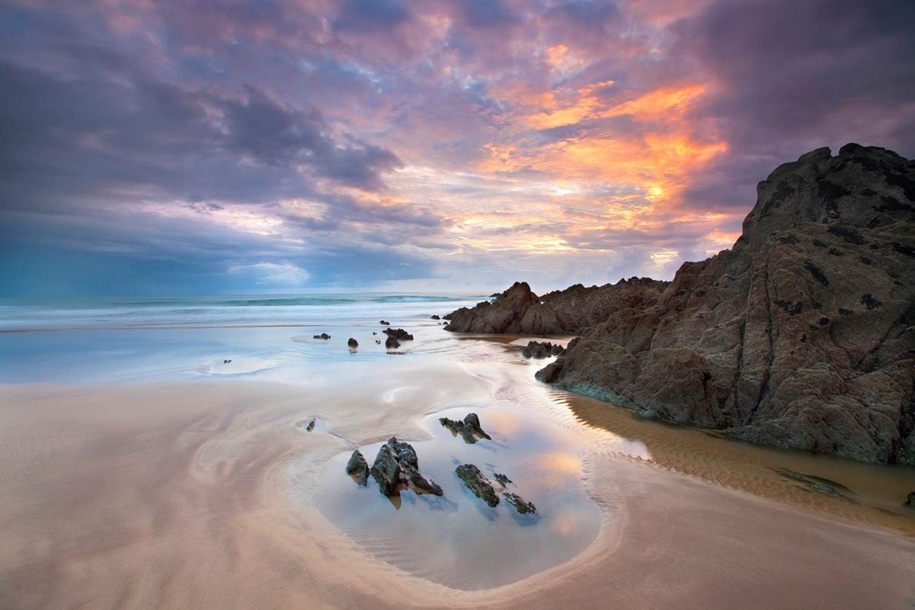 Beach North Devon