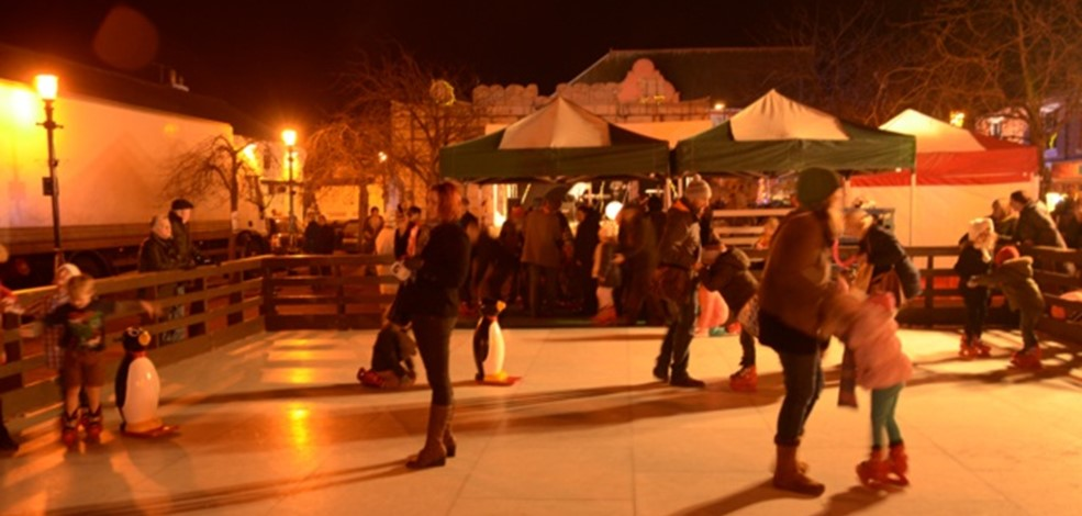 Oswestry Christmas Live