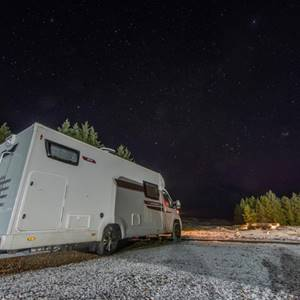 Starry Nights With Motorhome Newbie Gordon Buchanan