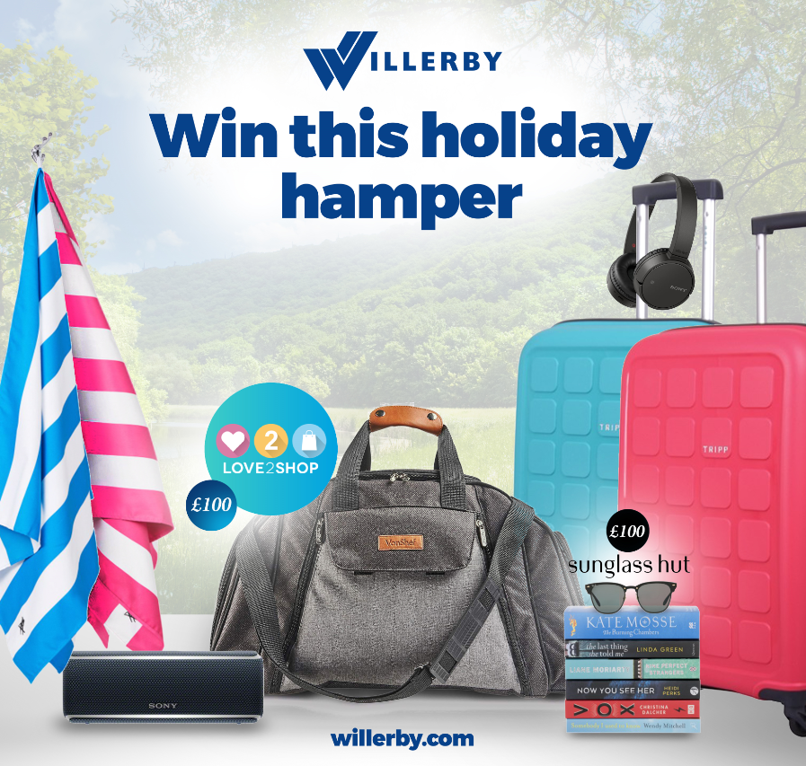 WIN A Holiday Hamper