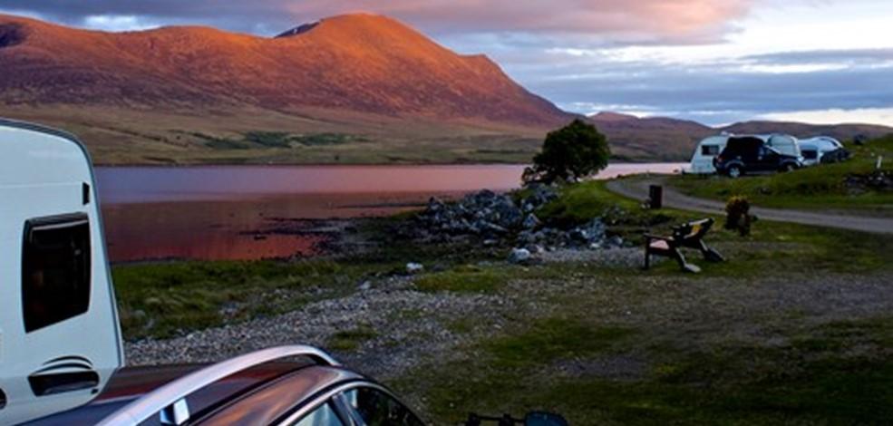 Altnaharra, Highlands
