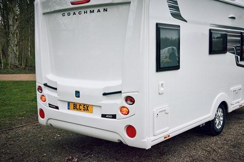 Hitching a Caravan - checks