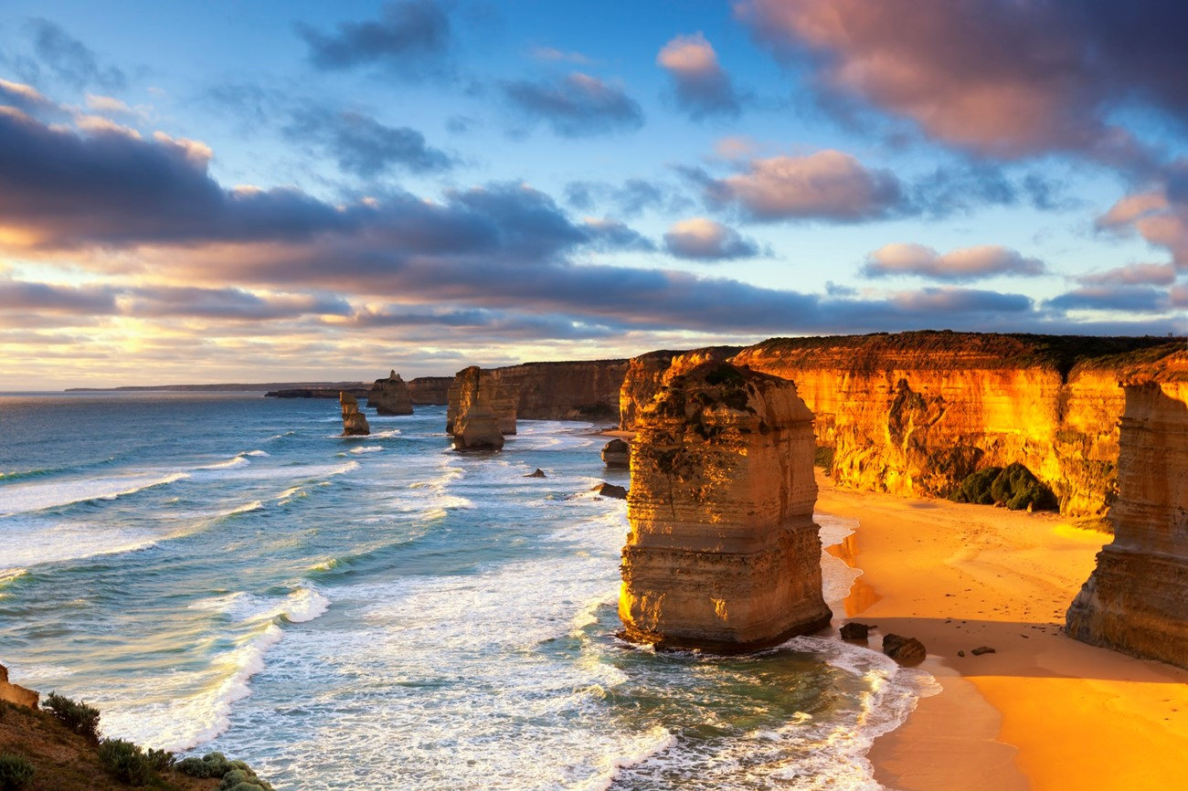 Great Open Road, Australia