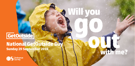 National GetOutside Day is here!