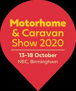 Motorhome & Caravan Show 2020 Logo