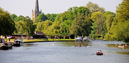 Discover Stratford-upon-Avon
