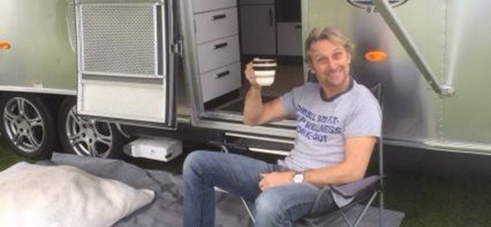 Carl Fogarty supports Freedom To Go