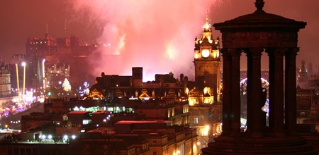 Ten Top Places to Celebrate St Andrew's Day...