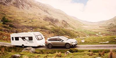 Home comforts and simple joys: the future of caravanning