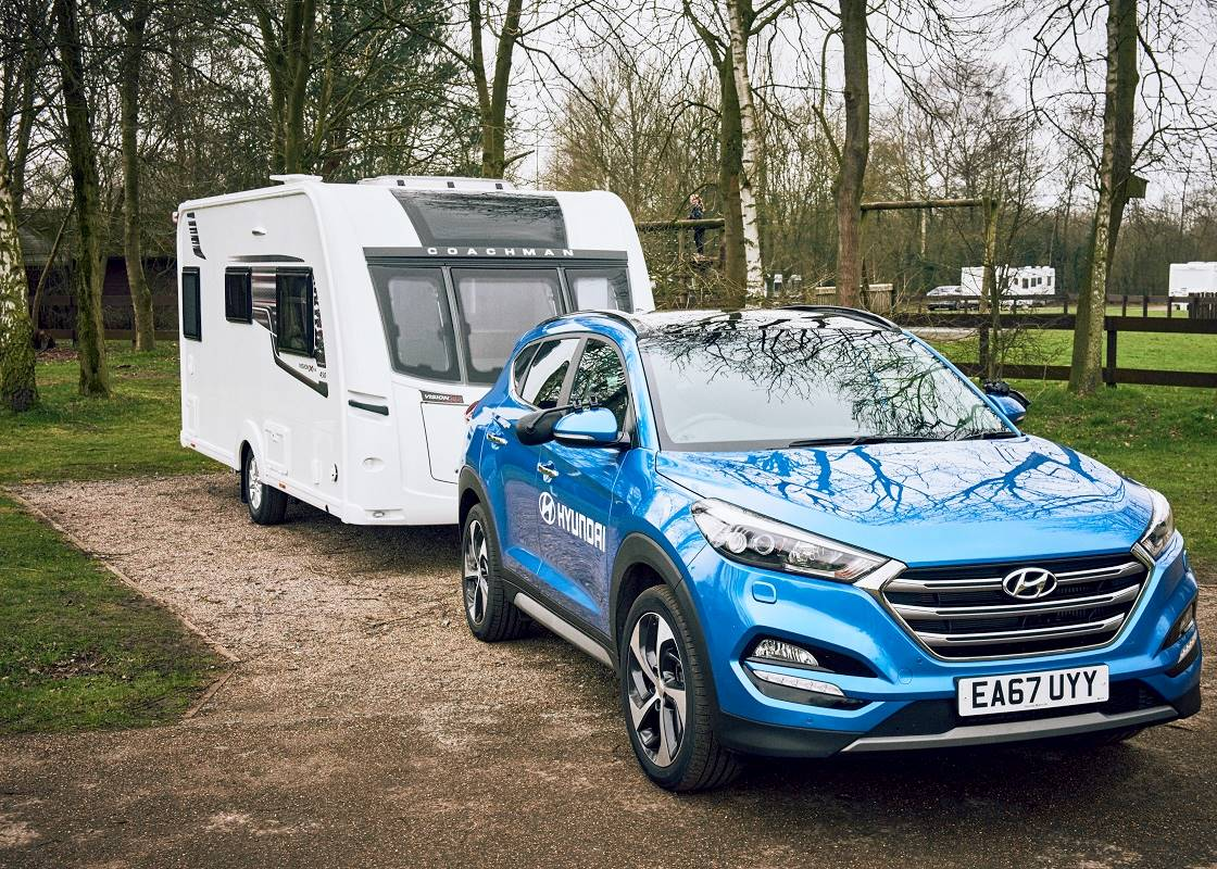 Hitching A Car And Caravan Freedom To Go