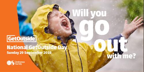 GetOutside Day in the rain