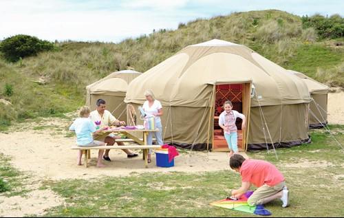 Haven Yurt
