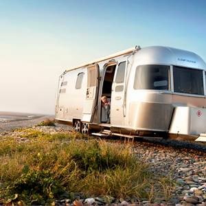 A new breed of caravan: stunning spaces and incredible design