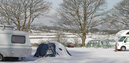 Cosy caravanning: conjure up some chill-free cheer...
