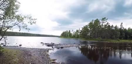 Motorhome Trip to Sweden