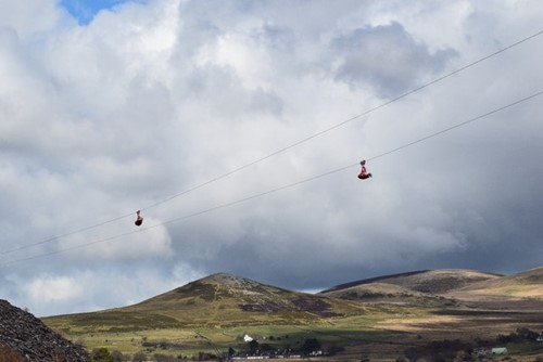 Zip Wire Wales