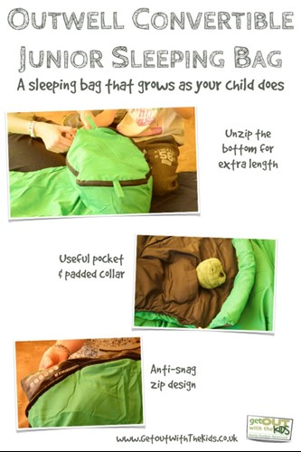 Convertible Sleeping Bag