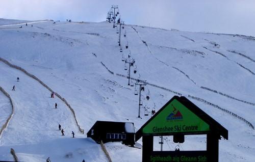 Glen Shee Mountain